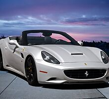 2011 Ferrari California '3Q Pass Side' by DaveKoontz