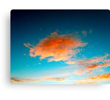 ©HCS The Cloud Shine In HDR IA. Canvas Print