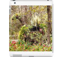 Grass Dino iPad Case/Skin