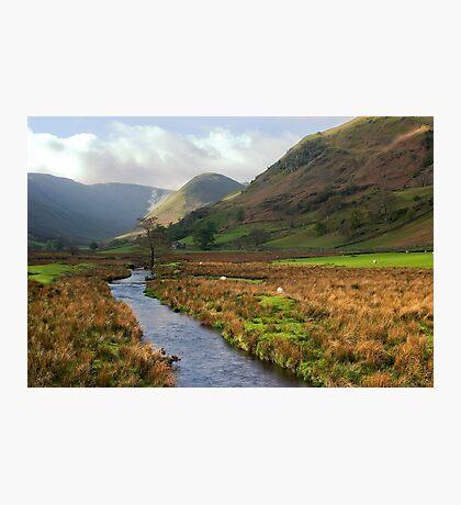 Martindale Stream, Cumbria Photographic Print