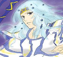 Lunarian Warrior Cecil by suzuriheinze