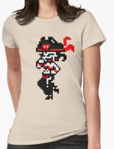 Risky Boots Womens Fitted T-Shirt