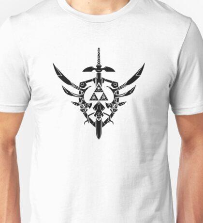 Legend Of Zelda: Sword and Shield  Unisex T-Shirt