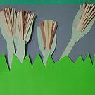 Pretty Paper Plants by KazM