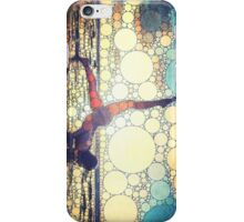Yoga art 8 iPhone Case/Skin