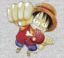 Luffy Fist  by Dandyguy