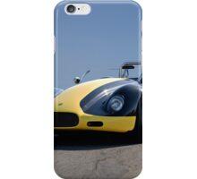 1956 Lister-Corvette 'Oceanside' iPhone Case/Skin
