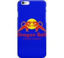 dragon ball fusion power iPhone Case/Skin