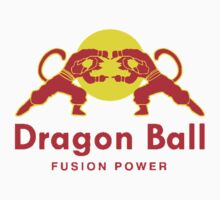 dragon ball fusion power Kids Clothes