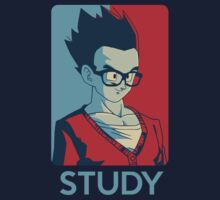 Never give up on studying by aiglez