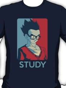 Never give up on studying T-Shirt