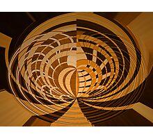 Woodcut(2) Photographic Print