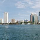 Dubai Creek,  United Arab Emirates by AravindTeki