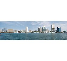 Dubai Creek,  United Arab Emirates Photographic Print