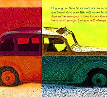 cabbie by staci buchanan