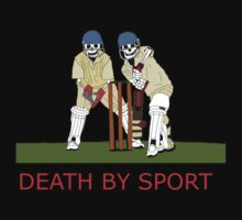 death by sport cricket by karen sheltrown