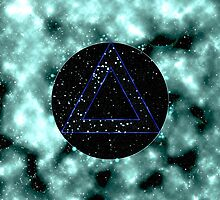 Space Bermuda Triangle by Chrisdolmeth360