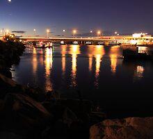 Light Bridge by Richard Keech
