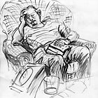 It's A Hard Life by David Sandilands