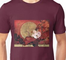 """""""Moonlight Lullaby"""" from the series """"In the Lotus Land"""" Unisex T-Shirt"""