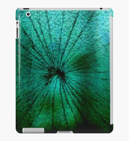 Glass Compromised   iPad Case/Skin