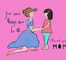 Thank You Mom by sayetcetera