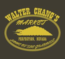 Chang's Market - Perfection, Nevada by GradientPowell