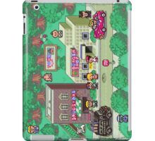 Earthbound Town iPad Case/Skin