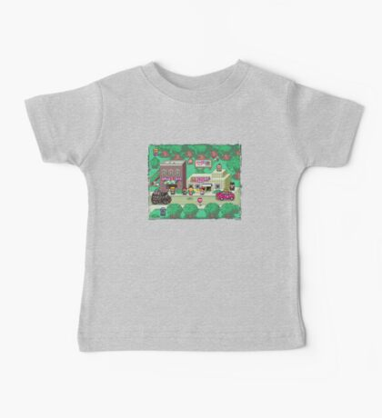 Earthbound Town Baby Tee