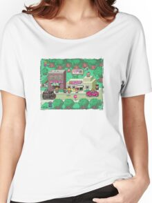 Earthbound Town Women's Relaxed Fit T-Shirt