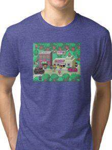 Earthbound Town Tri-blend T-Shirt