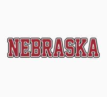 Nebraska Jersey Kids Clothes