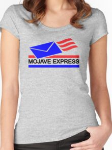 Mojave Express Women's Fitted Scoop T-Shirt