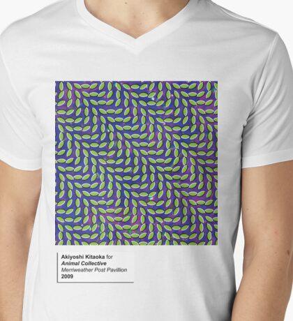 Animal Collective Cover Art Mens V-Neck T-Shirt