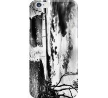 Dériveur en Noir iPhone Case/Skin