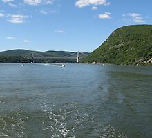 Hudson River by reneh