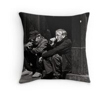 kestrel SUPER Throw Pillow