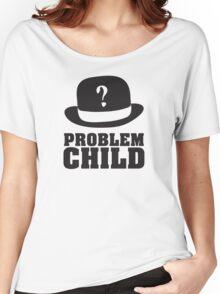 Problem Child - Light Women's Relaxed Fit T-Shirt