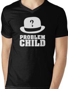 Problem Child - Dark Mens V-Neck T-Shirt