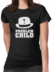 Problem Child - Dark Womens Fitted T-Shirt