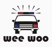 Police- Wee Woo Kids Clothes