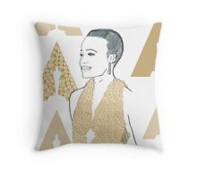 Lupita Throw Pillow