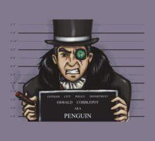 Penguin Kids Tee