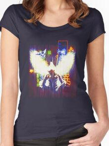 Like Tears in the Rain - Color Women's Fitted Scoop T-Shirt