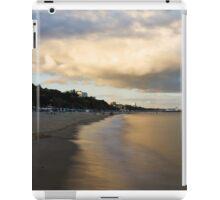 Bournemouth Pier at Sunset iPad Case/Skin