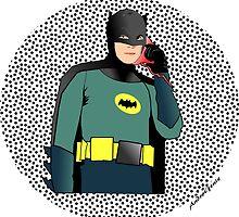 60's Batman by Androgenie
