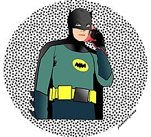 60's Batman Photographic Print