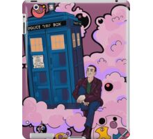 Ninth Doctor and Tardis iPad Case/Skin