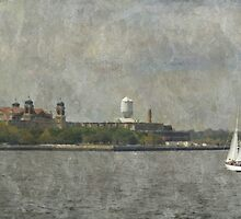 A visit to Ellis Island by rentedochan