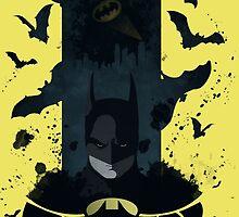 Gotham Hero by Licunatt